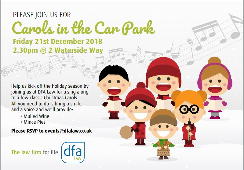 Carols In The Car Park