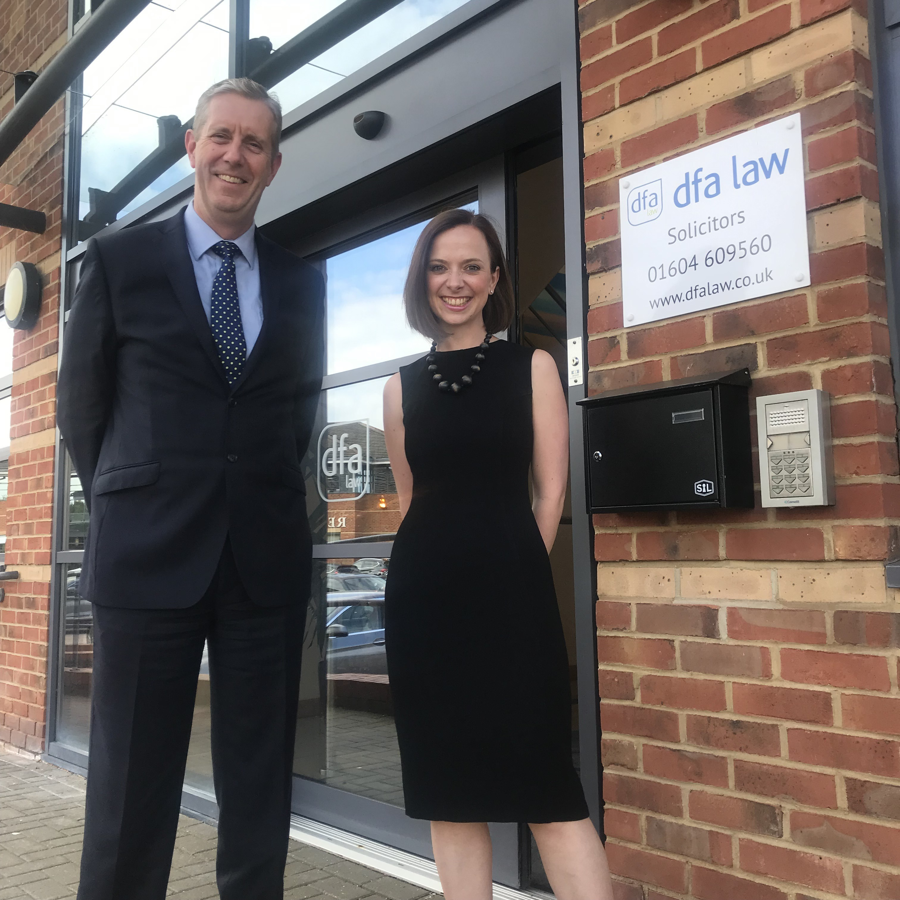 DFA Welcome A New Partner