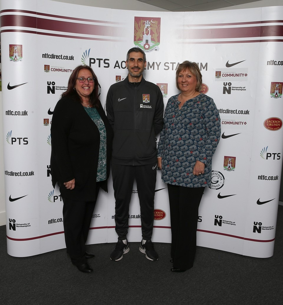 Northampton Town FC Sponsors' Evening