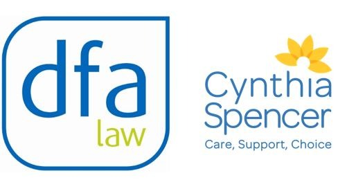 DFA Law Support Cynthia Spencer In Their 'Make A Will' Month In May 2020